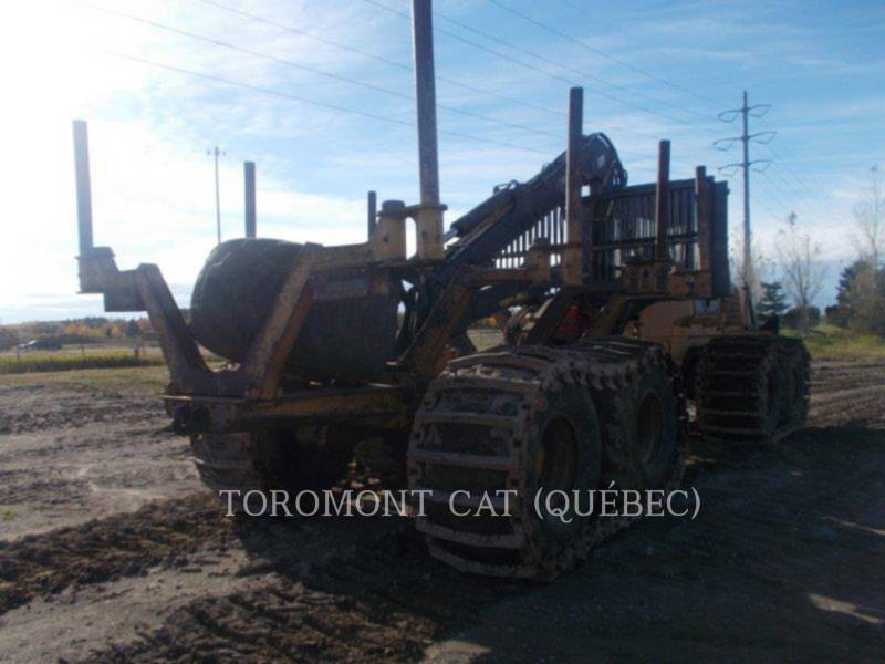 CATERPILLAR FORESTAL - TRANSPORTADOR DE TRONCOS 584 equipment  photo 1