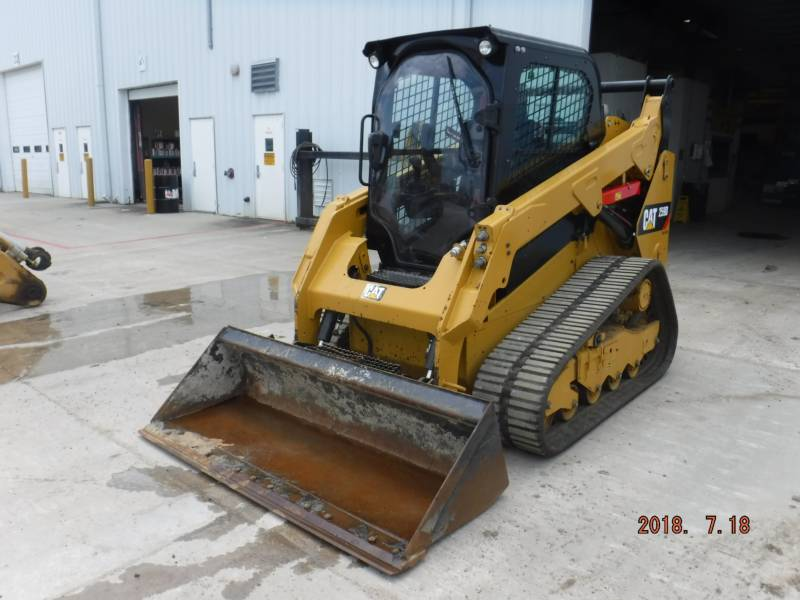 CATERPILLAR 多地形装载机 259D equipment  photo 2