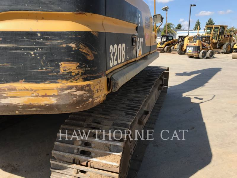 CATERPILLAR PELLES SUR CHAINES 320B L equipment  photo 5