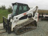 Equipment photo BOBCAT T740 CHARGEURS SUR CHAINES 1