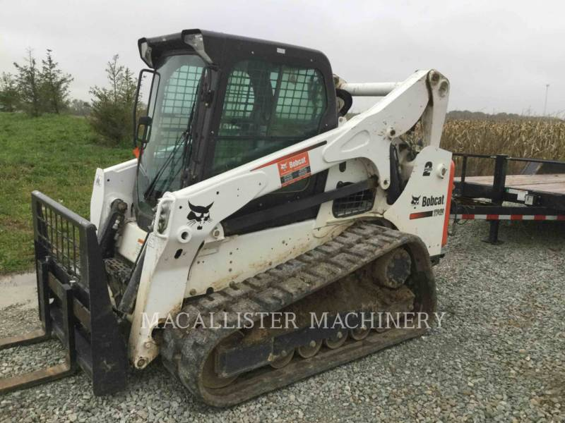 BOBCAT CHARGEURS SUR CHAINES T740 equipment  photo 1