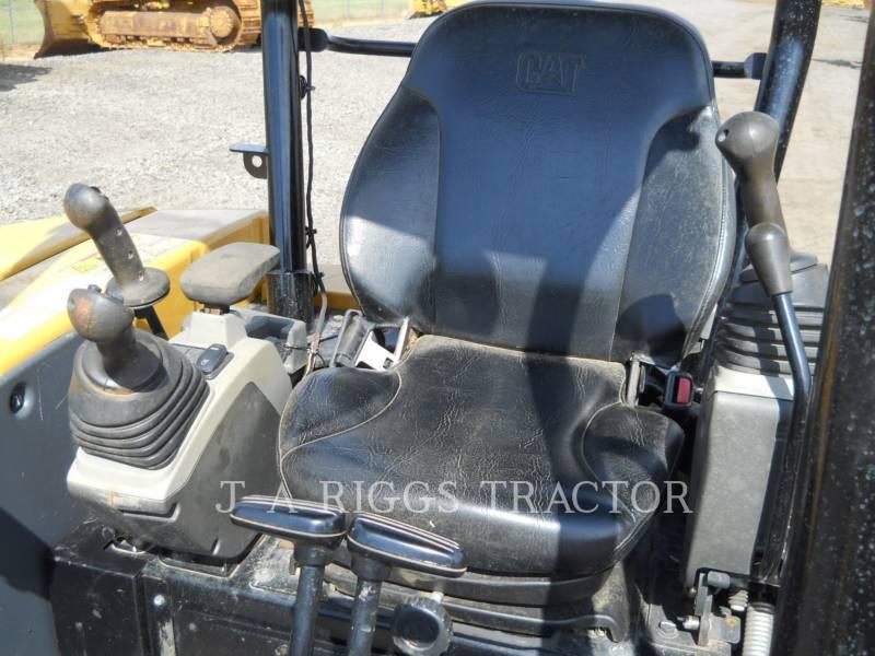CATERPILLAR TRACK EXCAVATORS 304E equipment  photo 18