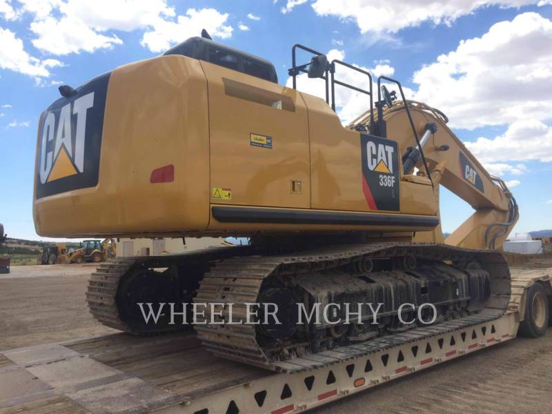 CATERPILLAR EXCAVADORAS DE CADENAS 336F L CF equipment  photo 4