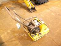Equipment photo WACKER CORPORATION WP1550AW UL – COMPACTOR PLACĂ VIBRATOARE 1