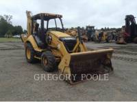Equipment photo CATERPILLAR 420F/4MT BACKHOE LOADERS 1