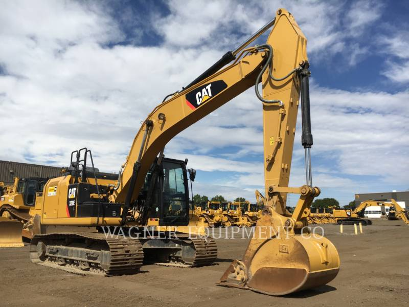 CATERPILLAR ESCAVADEIRAS 320EL TCIR equipment  photo 1