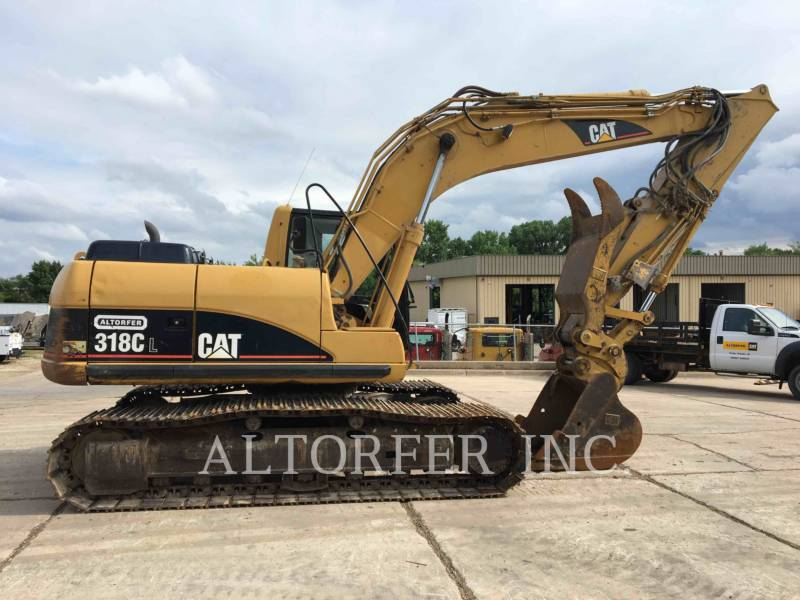 CATERPILLAR EXCAVADORAS DE CADENAS 318CL equipment  photo 6