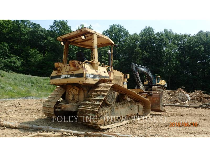 CATERPILLAR TRACTOREN OP RUPSBANDEN D4HIILGP equipment  photo 4