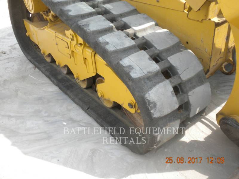 CATERPILLAR CHARGEURS TOUT TERRAIN 259DLRC equipment  photo 6