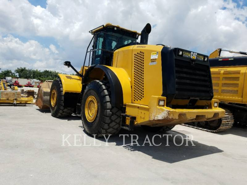 CATERPILLAR WHEEL LOADERS/INTEGRATED TOOLCARRIERS 980M equipment  photo 4