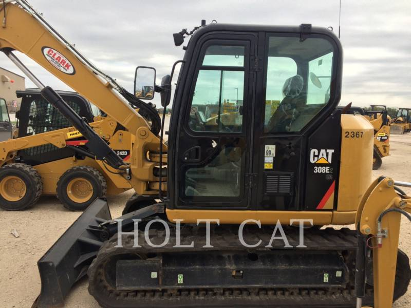 CATERPILLAR PELLES SUR CHAINES 308E2 CRSB equipment  photo 8