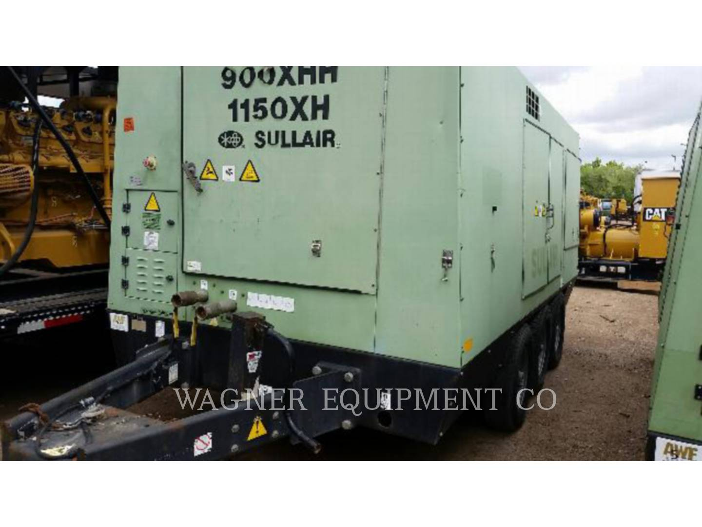 Detail photo of 2008 Sullair 900XHH/1150XHA from Construction Equipment Guide
