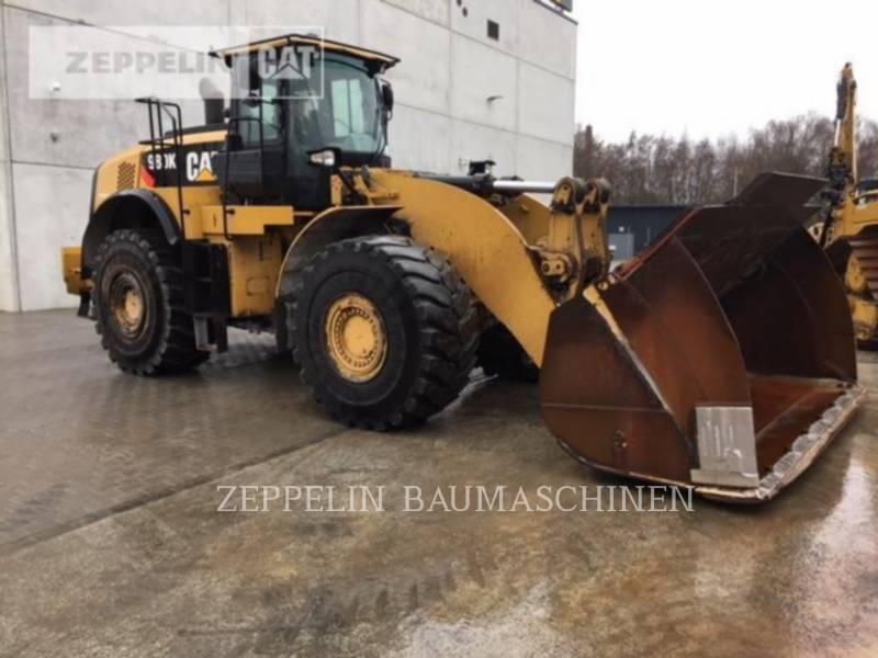 CATERPILLAR ŁADOWARKI KOŁOWE/ZINTEGROWANE NOŚNIKI NARZĘDZI 980K equipment  photo 1
