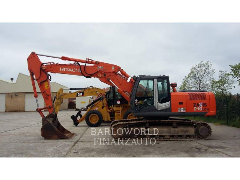 HITACHI TRACK EXCAVATORS ZX210 equipment  photo 1