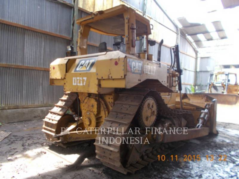 Caterpillar TRACTOR MINIER CU ŞENILE D6R equipment  photo 4