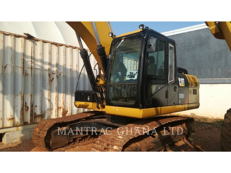 CATERPILLAR TRACK EXCAVATORS 320D2GC equipment  photo 10
