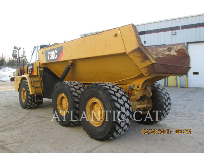 CATERPILLAR ARTICULATED TRUCKS 730C equipment  photo 5