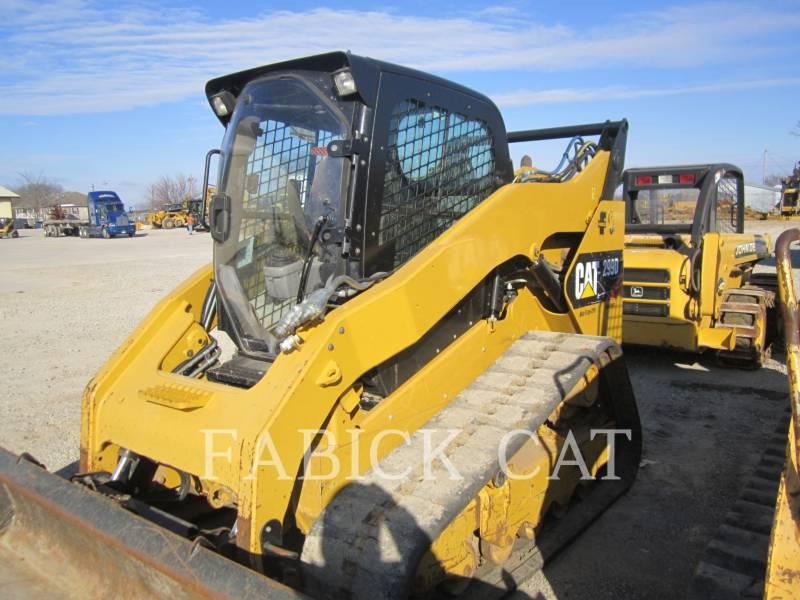 CATERPILLAR CARGADORES MULTITERRENO 299D XPS equipment  photo 4