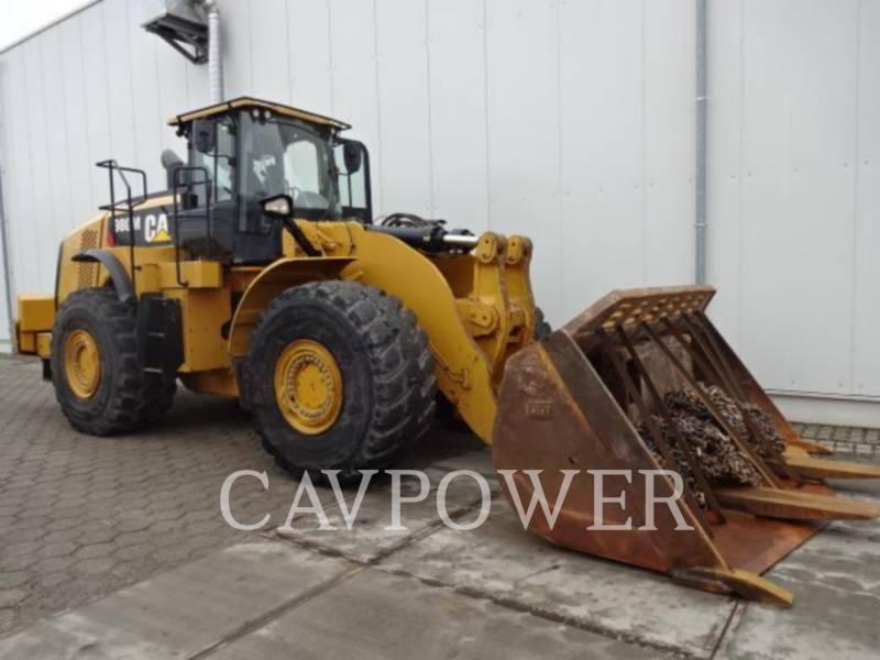 CATERPILLAR ŁADOWARKI KOŁOWE/ZINTEGROWANE NOŚNIKI NARZĘDZI 980M equipment  photo 6