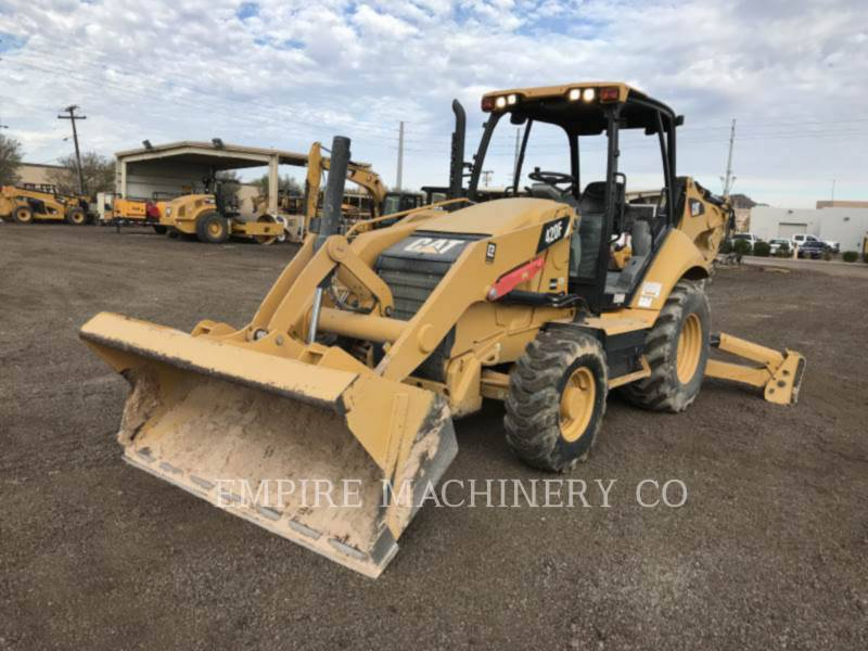 CATERPILLAR RETROESCAVADEIRAS 420F 4EO equipment  photo 4