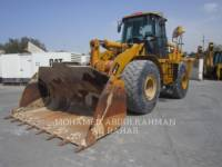 Equipment photo CATERPILLAR 966 H WHEEL LOADERS/INTEGRATED TOOLCARRIERS 1