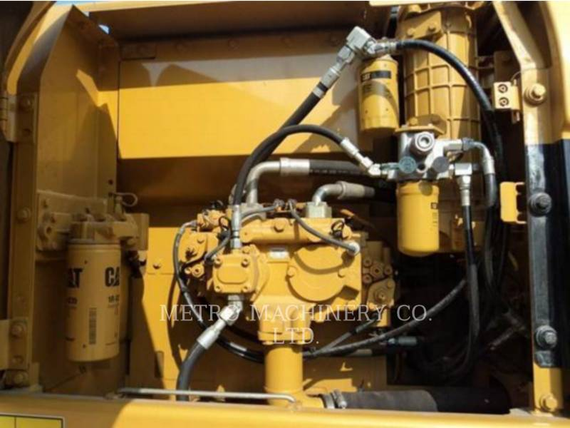 CATERPILLAR KETTEN-HYDRAULIKBAGGER 320DGC equipment  photo 7