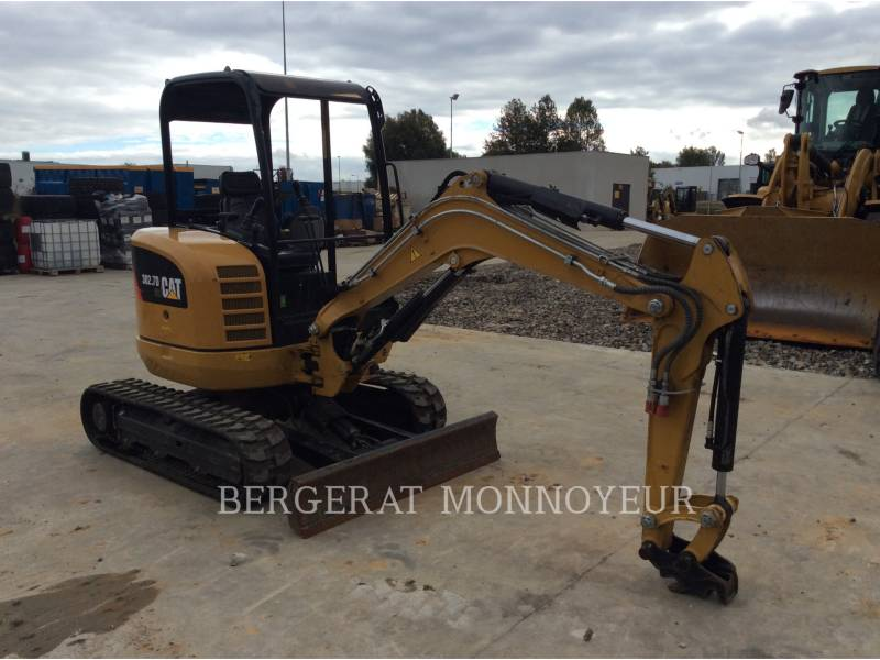 CATERPILLAR ESCAVADEIRAS 302.7D CR equipment  photo 6