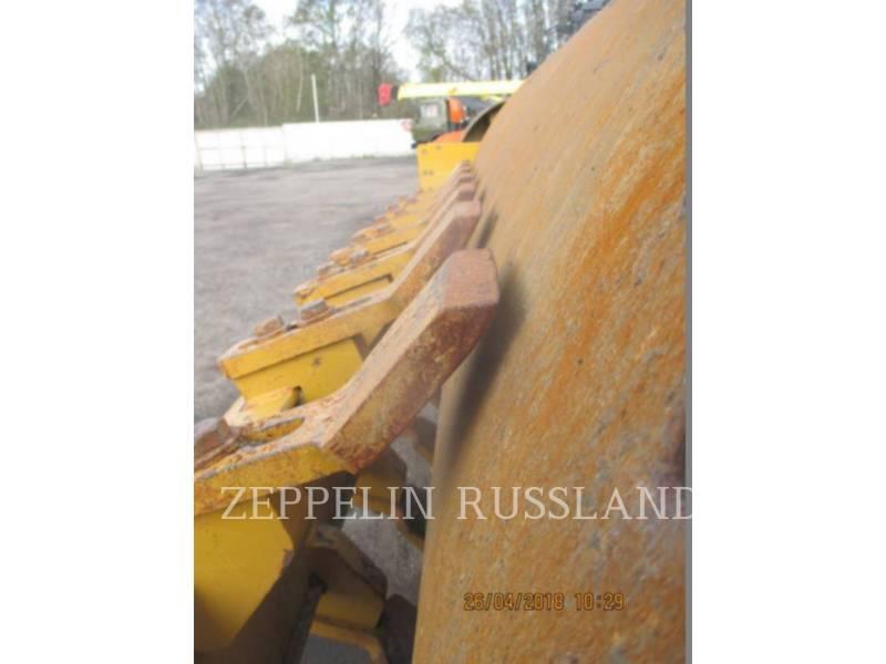 CATERPILLAR EINZELVIBRATIONSWALZE, GLATTBANDAGE CS56 equipment  photo 15