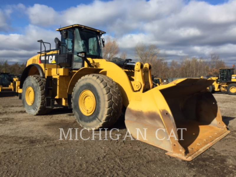 CATERPILLAR WHEEL LOADERS/INTEGRATED TOOLCARRIERS 980M 4F equipment  photo 1