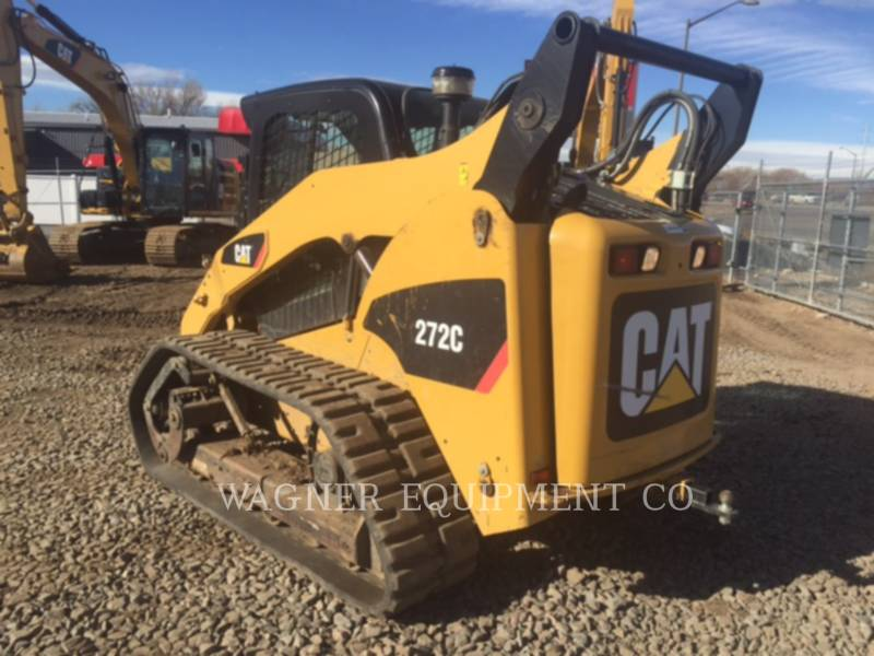 CATERPILLAR KOMPAKTLADER 272C equipment  photo 1