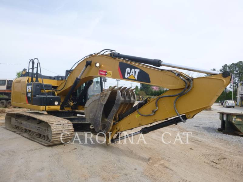 CATERPILLAR TRACK EXCAVATORS 320EL TH equipment  photo 3