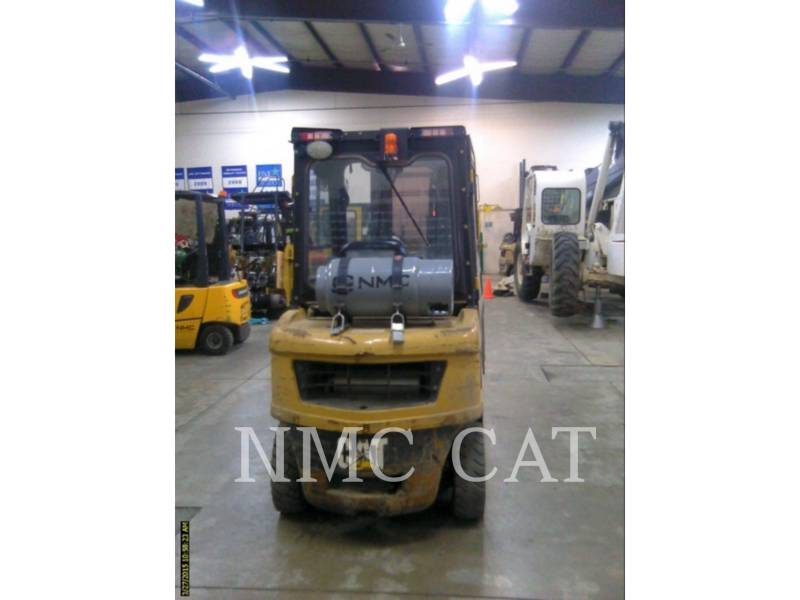 CATERPILLAR LIFT TRUCKS MONTACARGAS 2P5000_MC equipment  photo 2