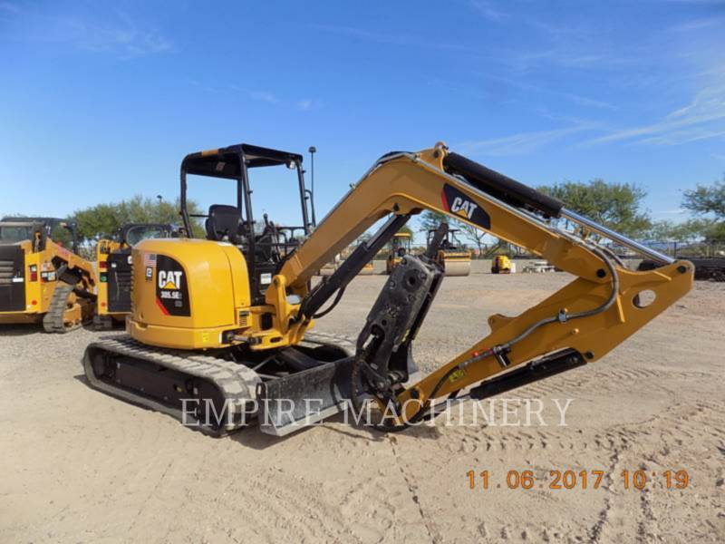 CATERPILLAR TRACK EXCAVATORS 305.5E2CR equipment  photo 1