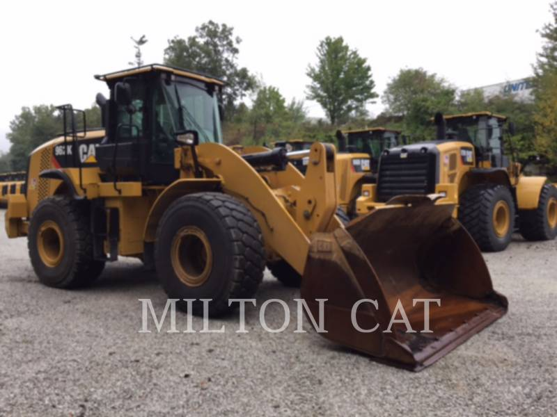 CATERPILLAR WHEEL LOADERS/INTEGRATED TOOLCARRIERS 962K equipment  photo 1
