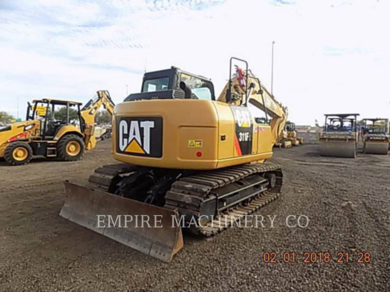 CATERPILLAR KOPARKI GĄSIENICOWE 311F LRR equipment  photo 2