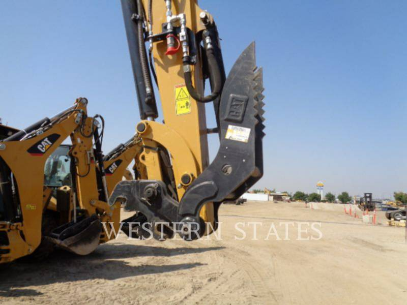 CATERPILLAR TRACK EXCAVATORS 305.5E2 equipment  photo 7