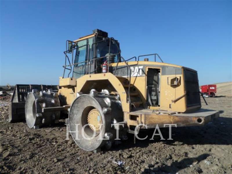 CATERPILLAR COMPACTADORES 826G equipment  photo 5