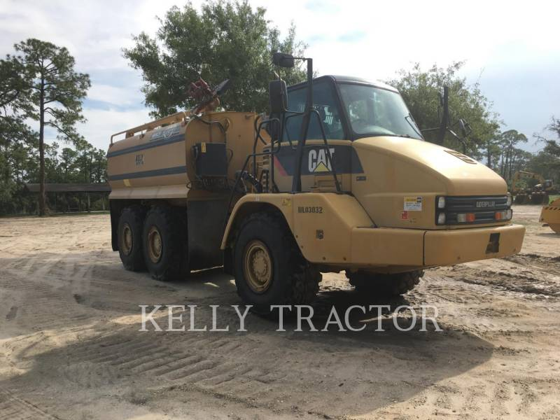 CATERPILLAR CAMIONS CITERNE A EAU 725 equipment  photo 7