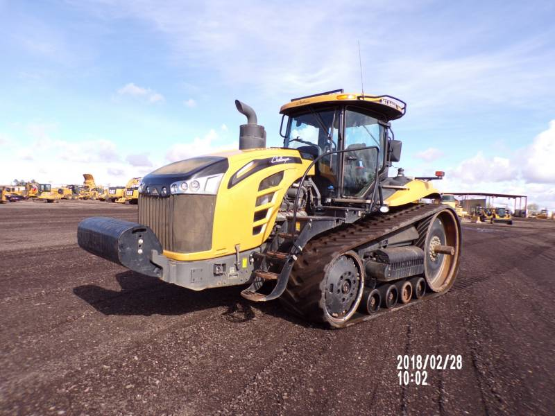CATERPILLAR AG TRACTORS MT845E equipment  photo 1