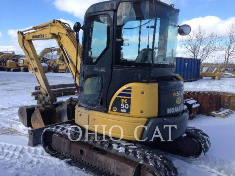 KOMATSU AMERICA/KOMATSU TRACK EXCAVATORS PC50 equipment  photo 2