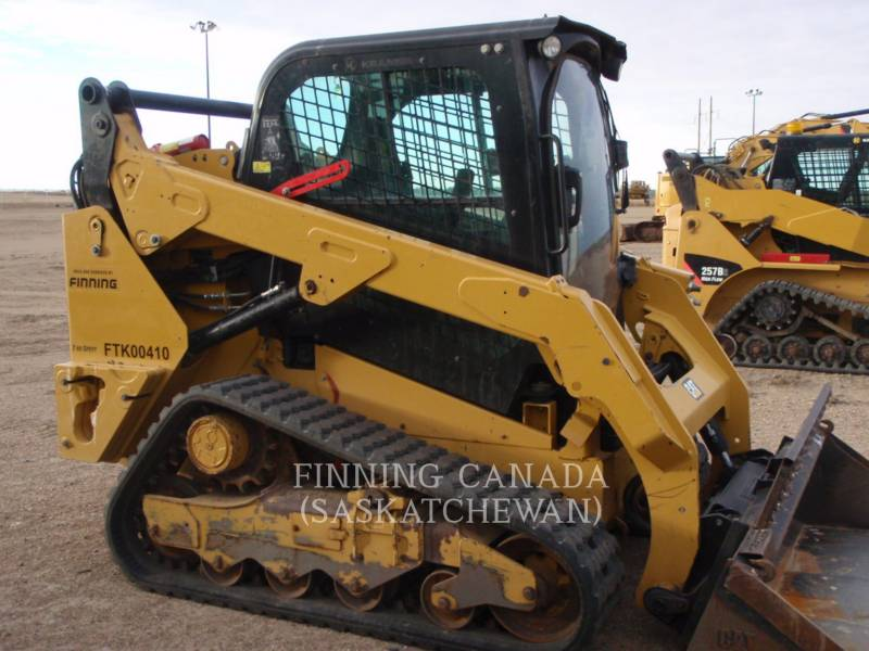 CATERPILLAR CARGADORES MULTITERRENO 259D LRC equipment  photo 2