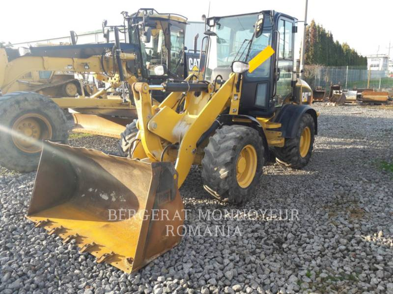 CATERPILLAR CARGADORES DE RUEDAS 908 H2 equipment  photo 1