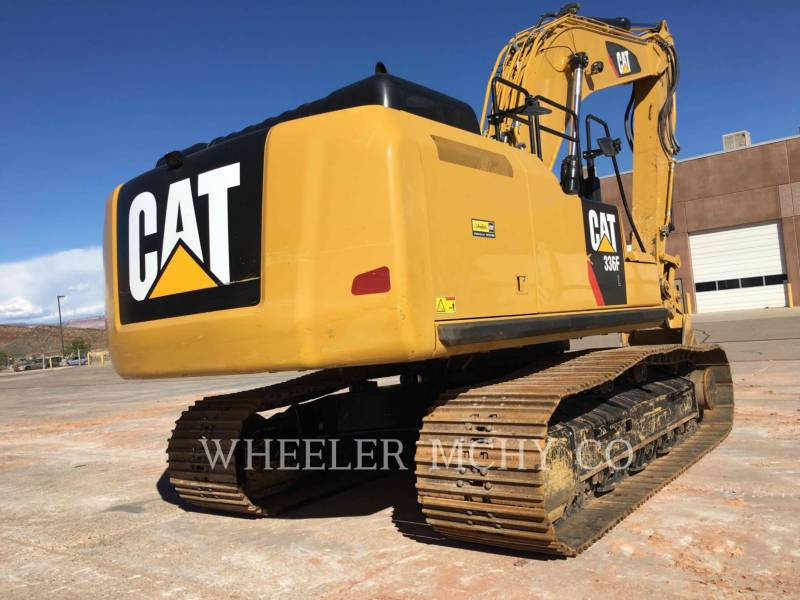 CATERPILLAR KOPARKI GĄSIENICOWE 336F L CF equipment  photo 2