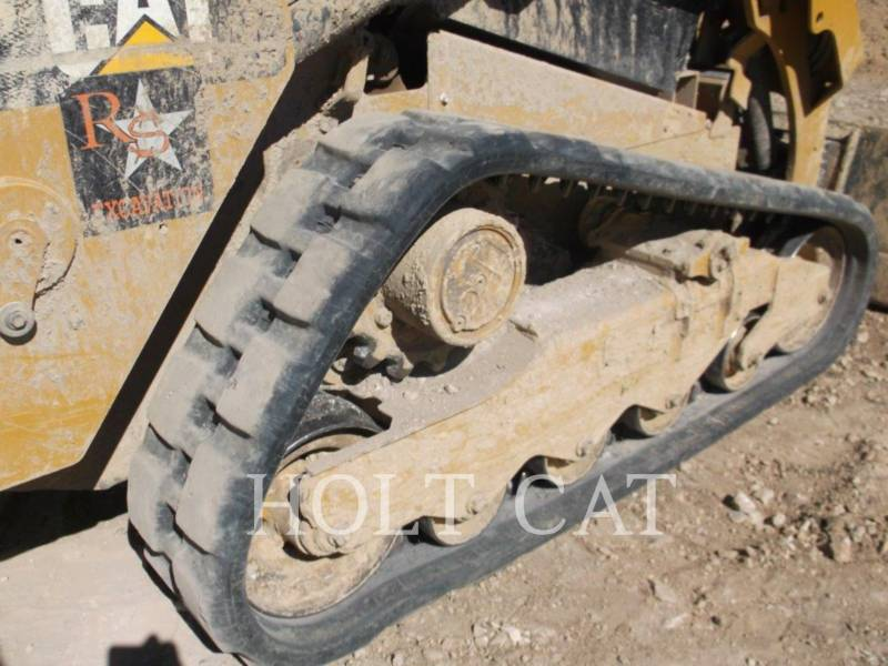 CATERPILLAR CARGADORES MULTITERRENO 259D equipment  photo 9