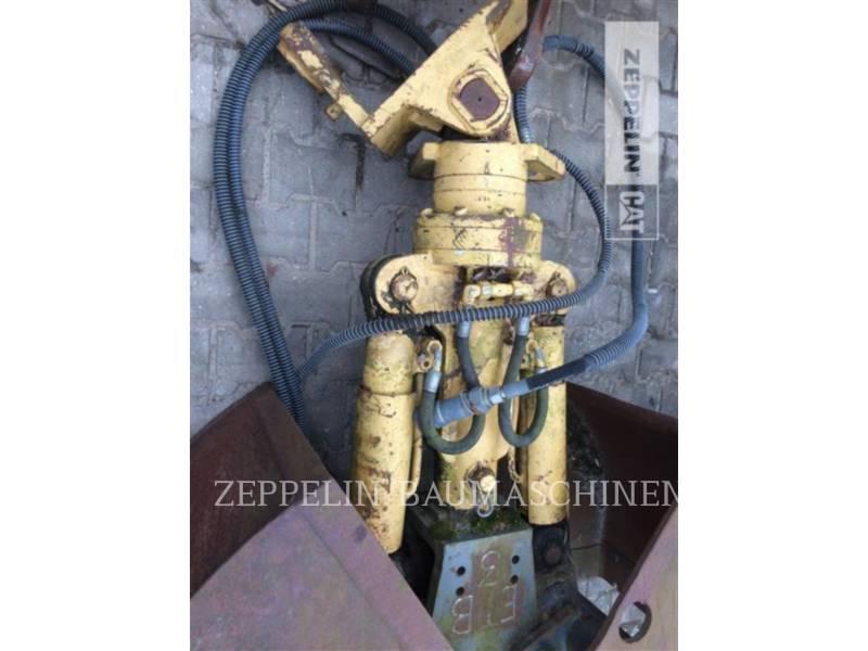 HYDRAULIK-GREIFER-TECHNOLOGIE-GMBH  GRAPPLE ZZ3-600 GREIFER equipment  photo 2