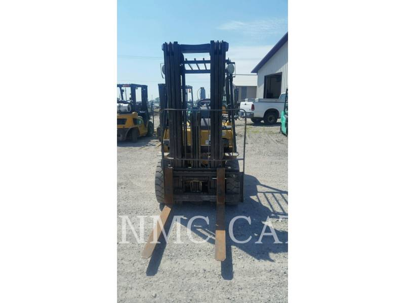 CATERPILLAR LIFT TRUCKS FORKLIFTS 2P5000GLE_MC equipment  photo 5