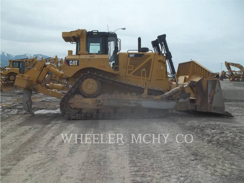 CATERPILLAR TRACK TYPE TRACTORS D8T SU ARO equipment  photo 3