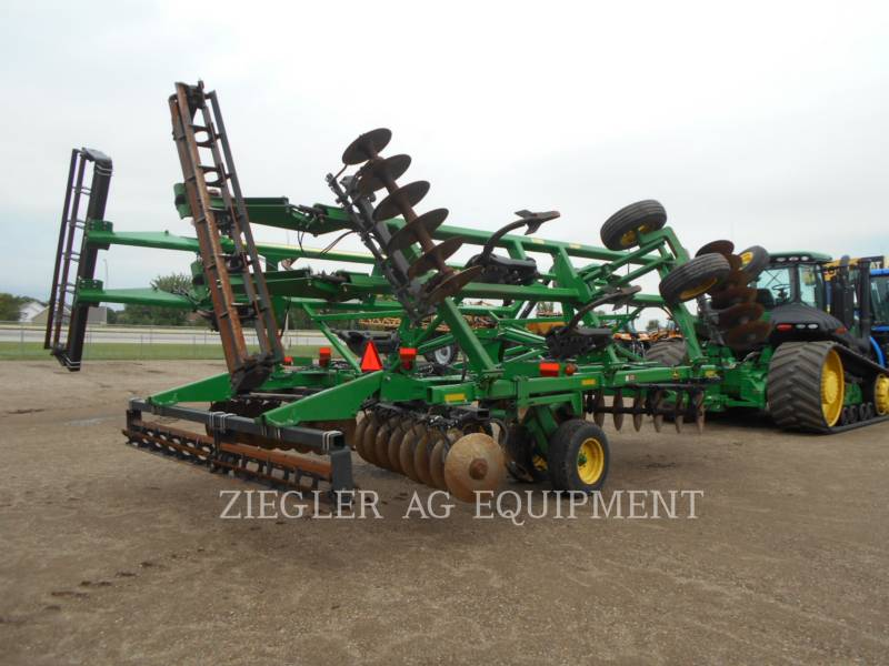 DEERE & CO. AG TILLAGE EQUIPMENT 2720 equipment  photo 6