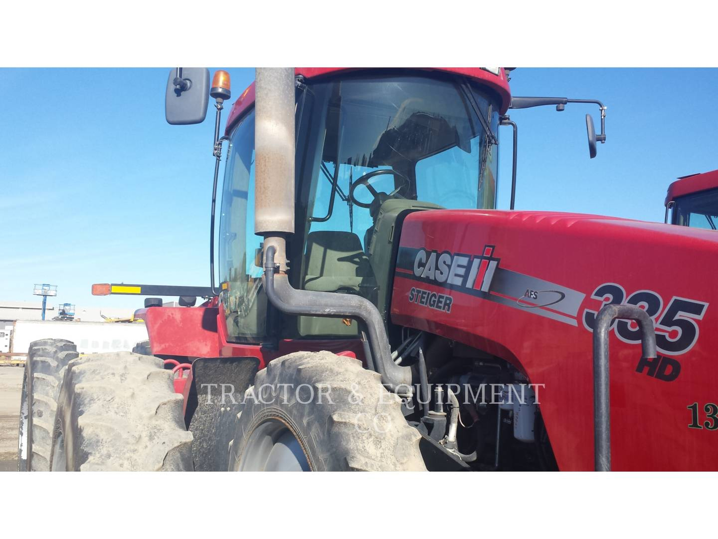 Detail photo of 2010 Case IH 335 from Construction Equipment Guide