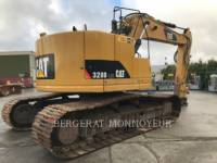 CATERPILLAR PELLES SUR CHAINES 328 D LCR equipment  photo 1
